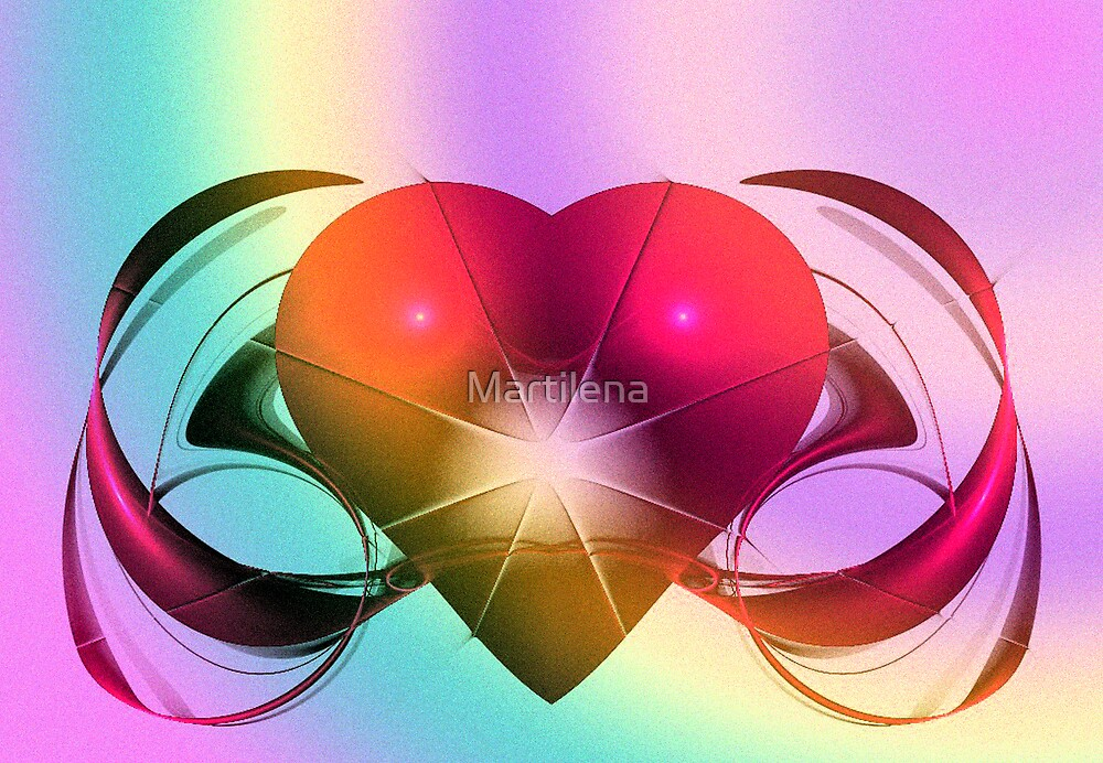 Something's Got A Hold Of My Heart by Martilena
