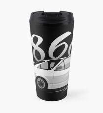 Polo 86c & quot; Low Style & quot; Travel Mug