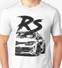Megane RS FL & quot; Dirty Style & quot; Slim Fit T-Shirt