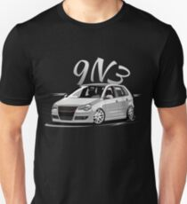 Polo 9N3 GTI & quot; Low Style & quot; T-shirt unisexe