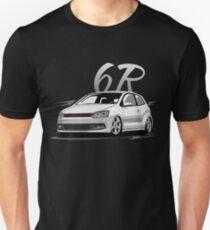 Polo 6R GTI & quot; Low Style & quot; T-shirt unisexe