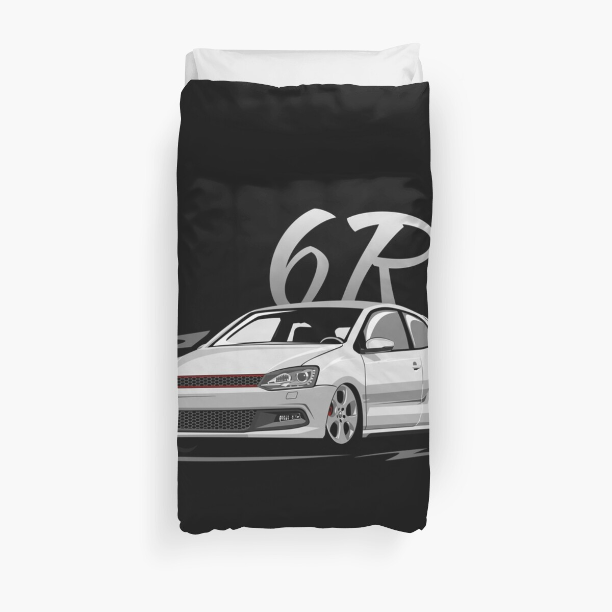 Polo 6R GTI & quot; Low Style & quot; by glstkrrn