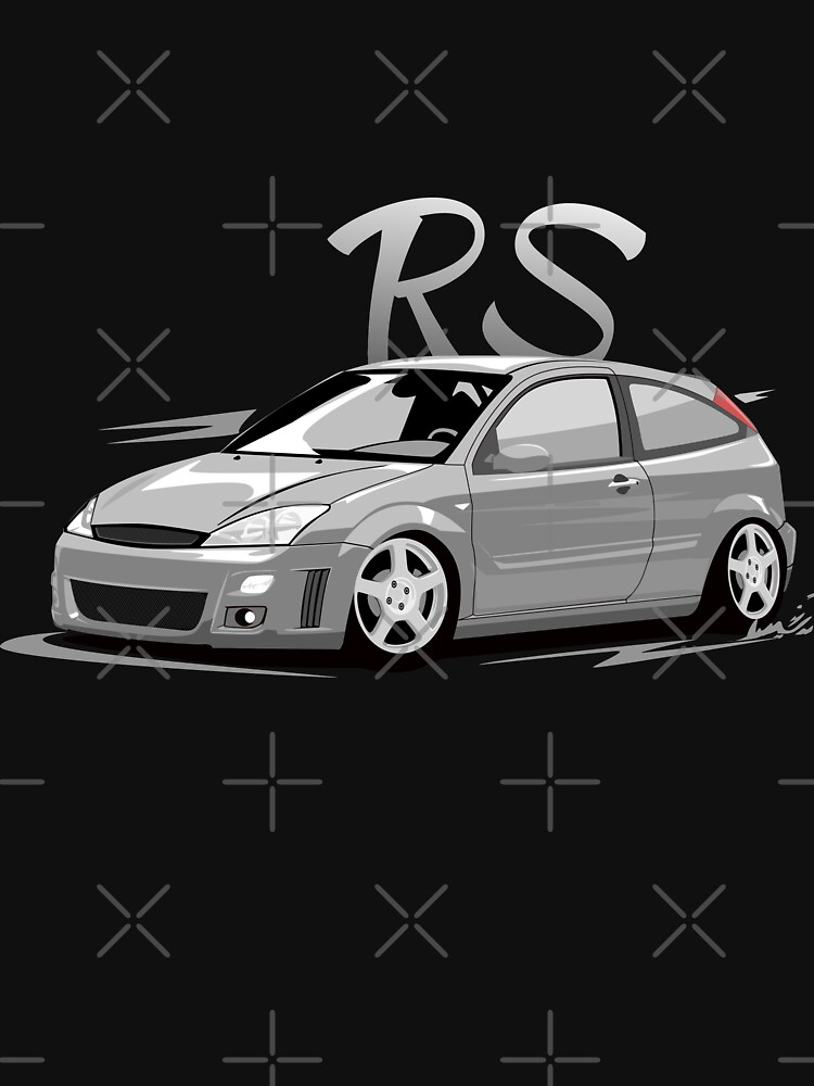 Focus 1 RS & quot; Low Style & quot; by glstkrrn