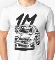 Leon 1M Cupra & quot; Dirty Style & quot; Unisex T-Shirt