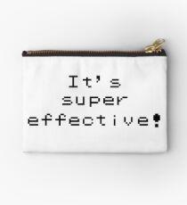It's super effective! Studio Pouch