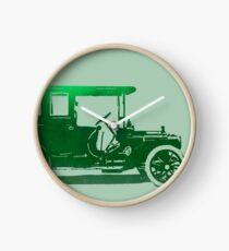 1909 Packard Limousine Green Pop Clock