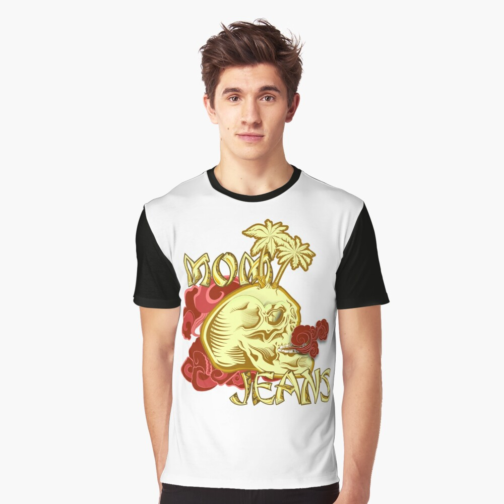 Beachside Takeout  Graphic T-Shirt