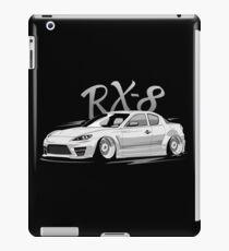 RX8 & quot; Low Style & quot; iPad Case/Skin