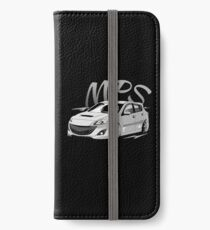 3 BL MPS & quot; Low Style & quot; iPhone Wallet/Case/Skin