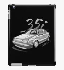 Passat B3 35i sedan sedan & quot; Low Style & quot; iPad Case/Skin