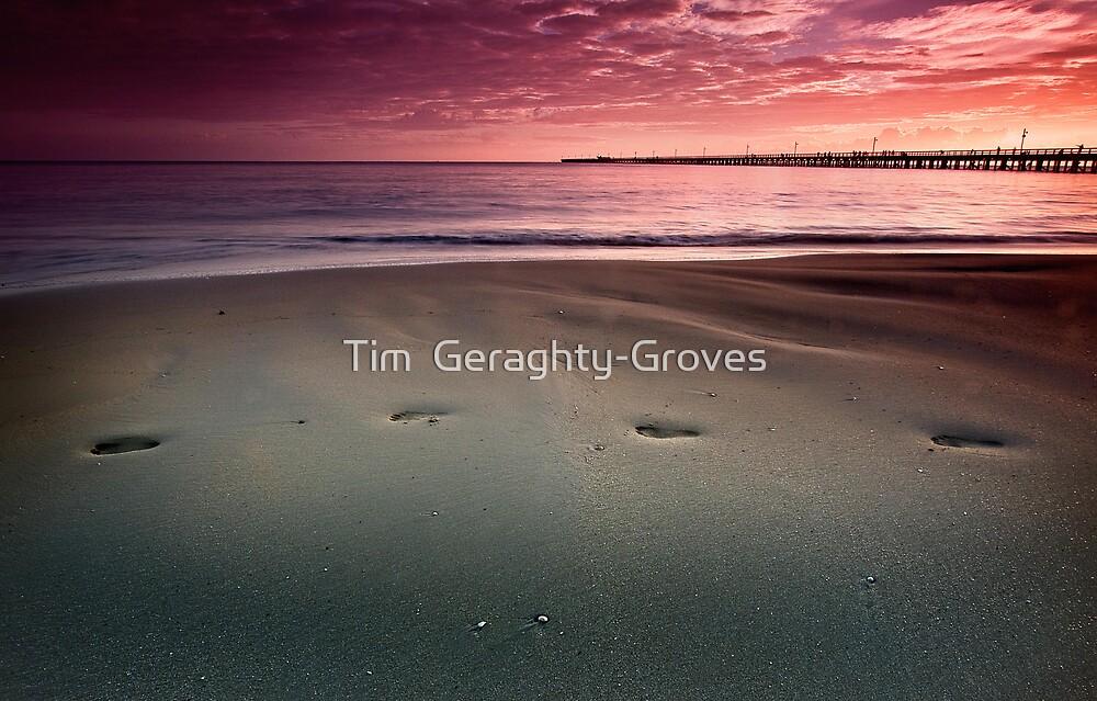 Aah, the missing steps!! by Tim  Geraghty-Groves