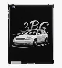 Passat B5.5 3BG Variant & quot; Low Style & quot; iPad Case/Skin