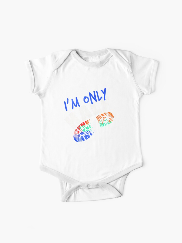 d7dcc1f00909c Marathon 13.1 Funny Design for Half Marathon Runners | Baby One-Piece