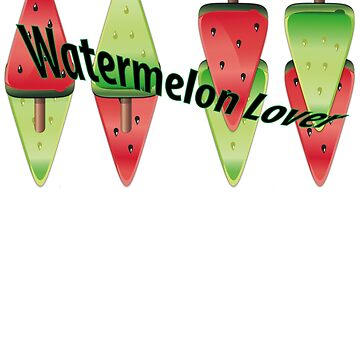 Watermelon lovers Watermelon Lover - style your summer by FotomaniaBerlin