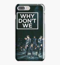 warum nicht wir Serie iPhone-Hülle & Cover