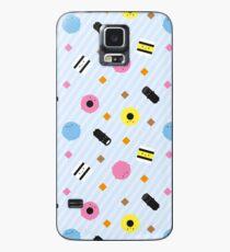 Kawaii Candy Liquorice Allsorts Case/Skin for Samsung Galaxy