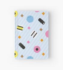 Kawaii Candy Liquorice Allsorts Hardcover Journal