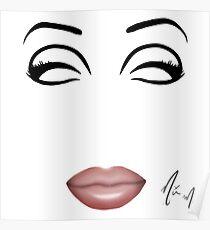 Chad Michaels - Minimalist Queens Poster