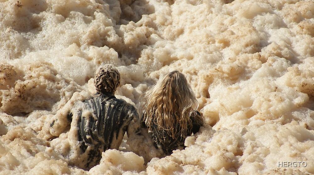 Sea Foam by HERGTO