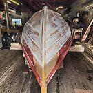 Wooden Ships  by John  Kapusta