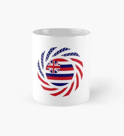 Hawaiian Murican Patriot Flag Series Mug