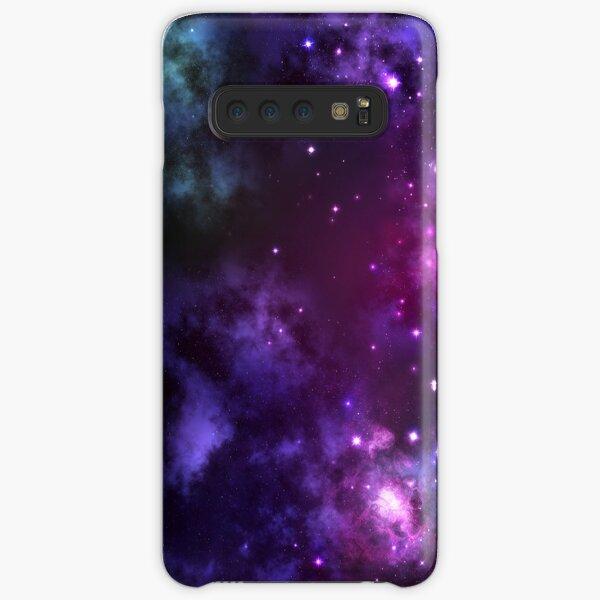 Deep Space Galaxy Purple iPhone & Samsung Phone Case Samsung Galaxy Snap Case