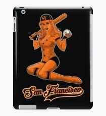 SF Giants Pin-Up Girl 2 iPad Case/Skin