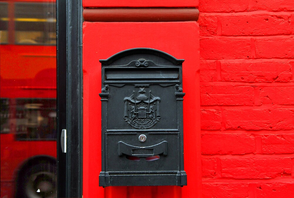 RED BOX by Gilad