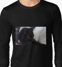 """It's Cuddle time for """"Benji Boy,"""" Long Sleeve T-Shirt"""