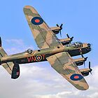 "Avro Lancaster B.1 PA474 VN-T ""Leader"" by Colin Smedley"