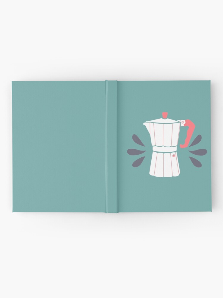 Alternate view of Coffee maker Hardcover Journal