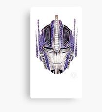 Optimus Batik Canvas Print