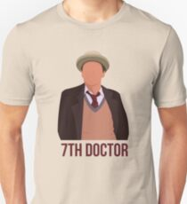 7th Doctor Unisex T-Shirt