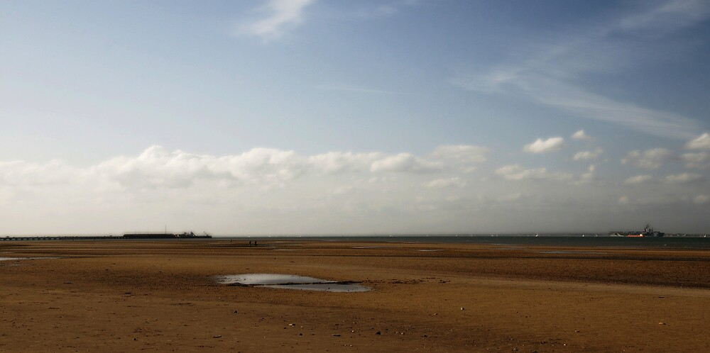 Low Tide at Ryde by Durotriges