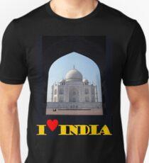I love India Unisex T-Shirt