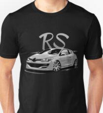 Megane 3 RS & quot; Low Style & quot; Unisex T-Shirt