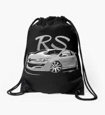 Megane 3 RS & quot; Low Style & quot; Drawstring Bag
