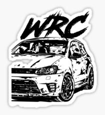 vw polo stickers redbubble VW Polo 2005 polo 6r wrc quot dirty style quot sticker