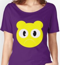 SAD FACE - Emotion Series Women's Relaxed Fit T-Shirt