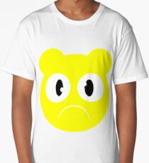 SAD FACE - Emotion Series Long T-Shirt