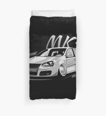 Golf 5 GTI MK5 R32 & quot; Low Style & quot; Duvet Cover