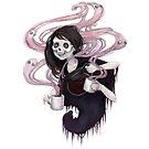 Evangeline's Dark, Dark Roast by Jenny Fontana
