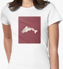 Visual Studio Code Logo Women's Fitted T-Shirt