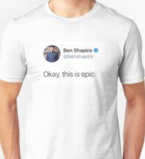 Okay, das ist EPIC Slim Fit T-Shirt