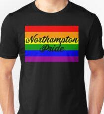 Northampton Gay Pride Shirt - Northampton Pride LGBT  Unisex T-Shirt