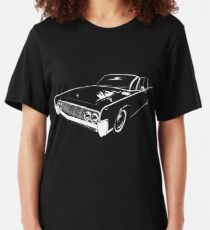 1964 Lincoln  Slim Fit T-Shirt