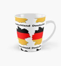Deutschlandkarte Tasse (groß)
