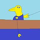Row Boat by Gabe-Draws