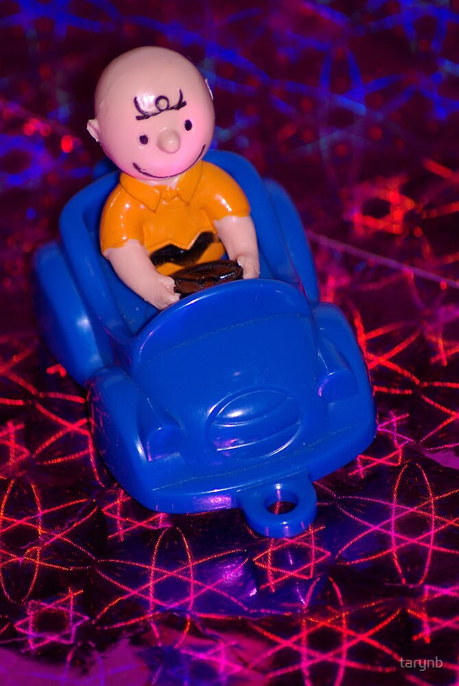 Charlie Brown Disco Driver by tarynb