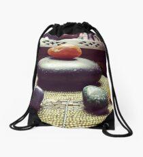 Chakras in Balance  Drawstring Bag